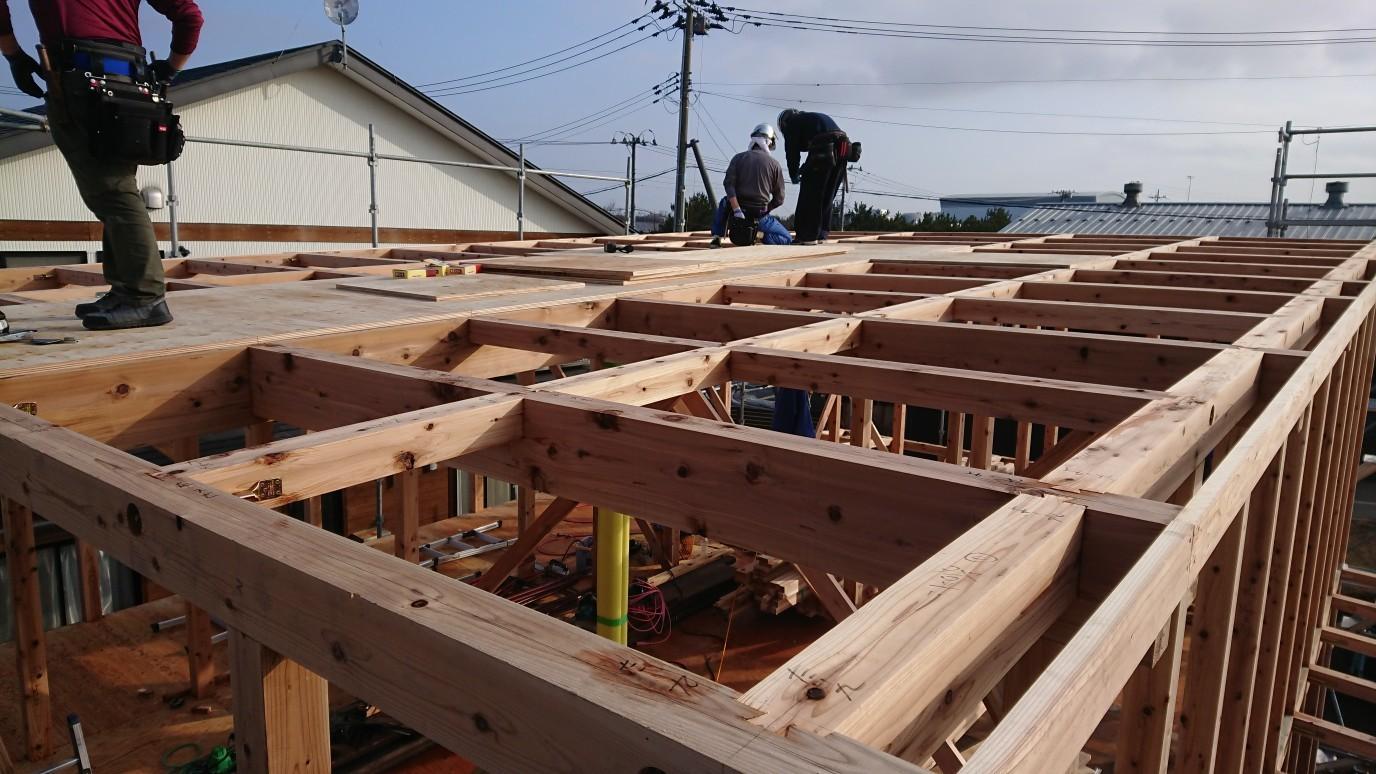 屋根下地工事_f0150893_15350304.jpeg