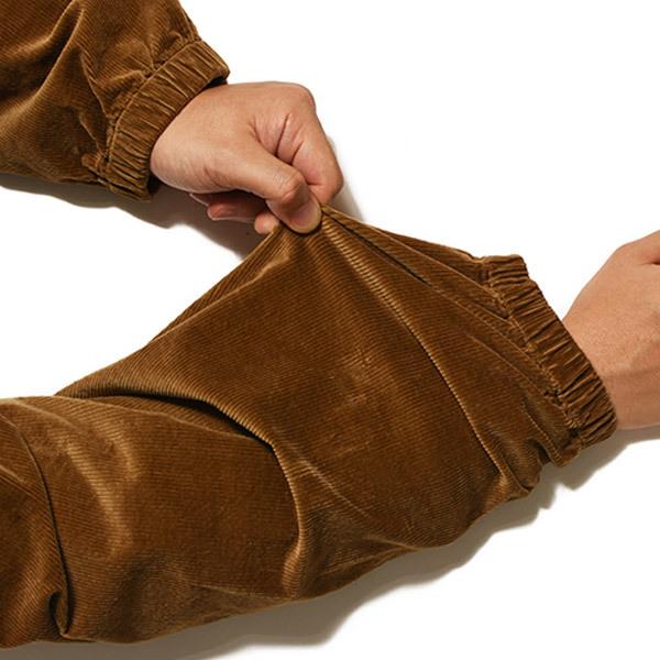 【DELIVERY】 STANDARD CALIFORNIA - Stretch Corduroy Hood Harrington Jacket_a0076701_18441325.jpg