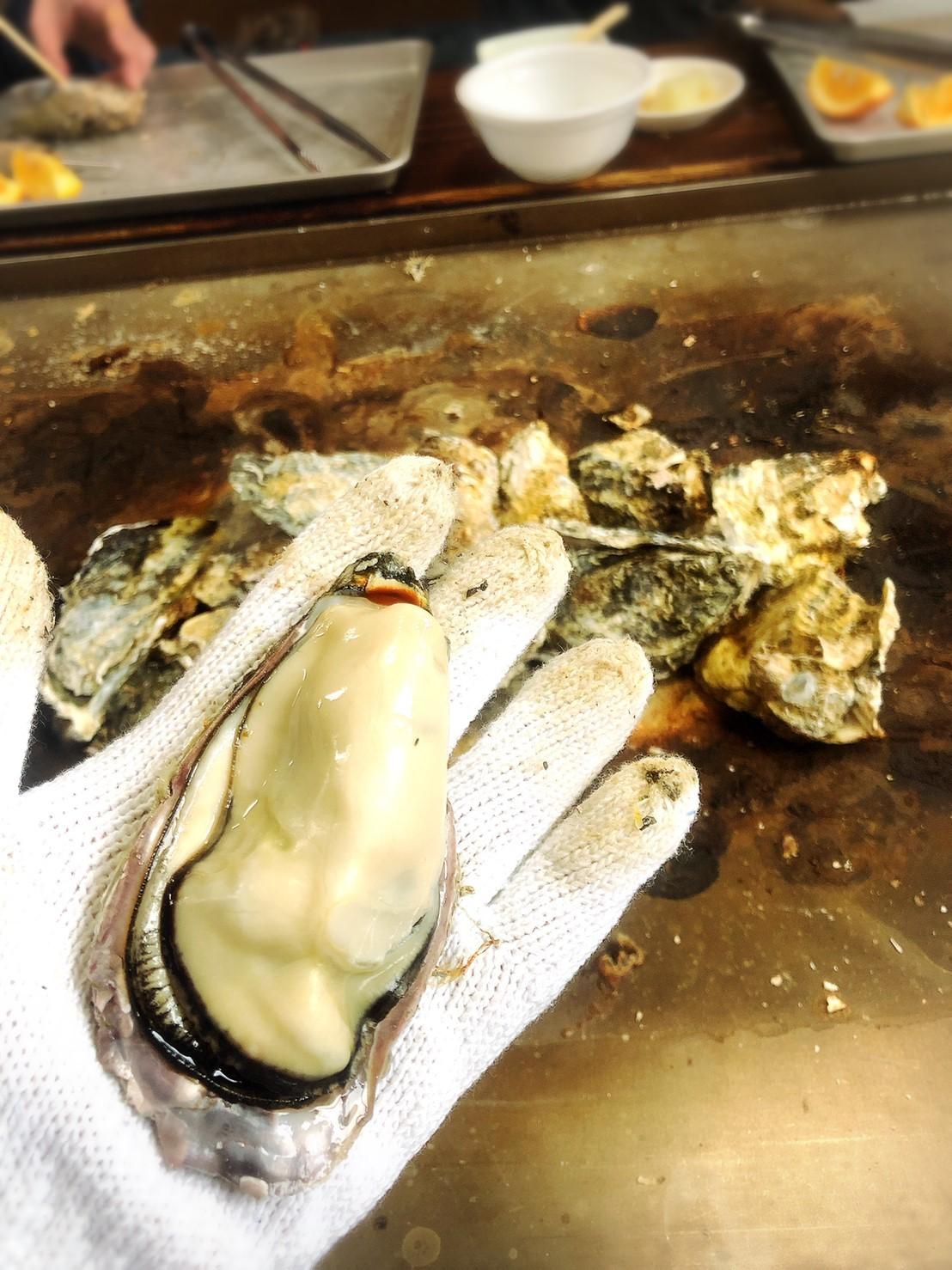 珍牡蠣。_b0334704_00540495.jpg