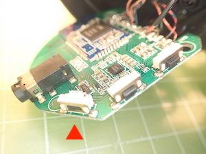 【修理】Bluetooth headphone SOUL Impact_d0106518_23490504.jpg