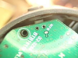 【修理】Bluetooth headphone SOUL Impact_d0106518_23490645.jpg