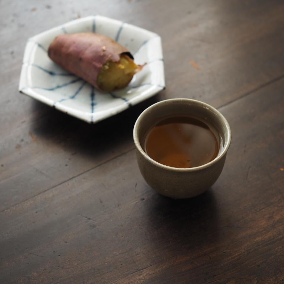 お茶とお茶菓子_b0206421_19495399.jpg