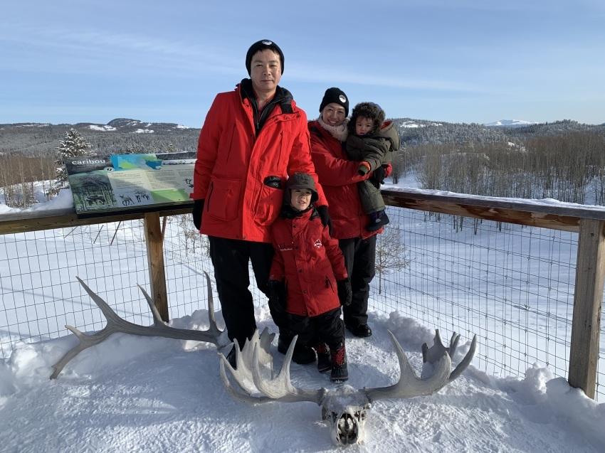 子供も大満足、極北に住む動物に会おう!『ミート・ザ・ワイルド』_d0112928_13151917.jpg