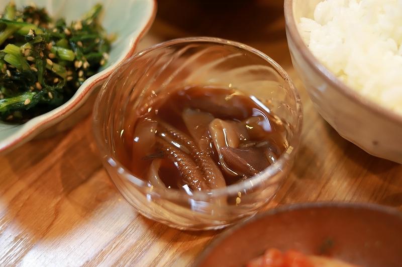 ベーグルと鶏肉とブロッコリーの味噌炒め定食(?!)_f0348831_19233608.jpg
