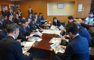 2月5日 国への要望活動を実施_d0225737_08103213.jpg
