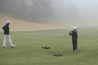 第36回 梶岡建設ジュニアゴルフ月例競技会_f0151251_10530031.jpg