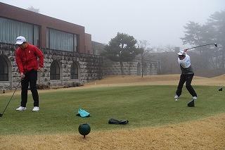 第36回 梶岡建設ジュニアゴルフ月例競技会_f0151251_10530075.jpg