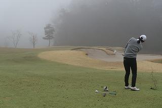 第36回 梶岡建設ジュニアゴルフ月例競技会_f0151251_10530812.jpg