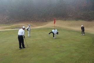 第36回 梶岡建設ジュニアゴルフ月例競技会_f0151251_10530894.jpg