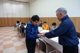 第36回 梶岡建設ジュニアゴルフ月例競技会_f0151251_10531438.jpg