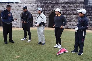 第36回 梶岡建設ジュニアゴルフ月例競技会_f0151251_15512886.jpg