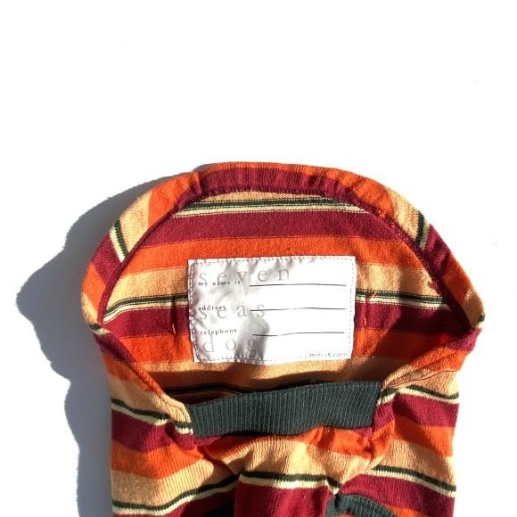 seven seas dog border T shirt セブンシーズドッグ ボーダーTシャツ_d0217958_11585922.jpeg