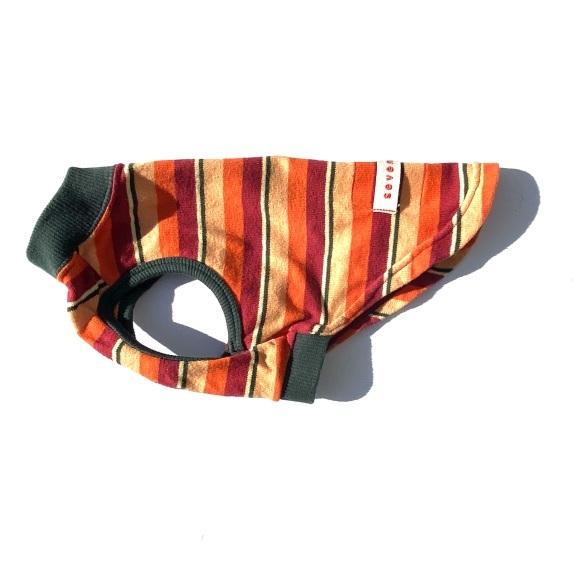 seven seas dog border T shirt セブンシーズドッグ ボーダーTシャツ_d0217958_11590278.jpeg