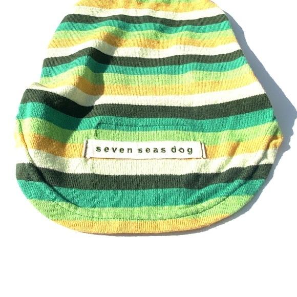 seven seas dog border T shirt セブンシーズドッグ ボーダーTシャツ_d0217958_17554534.jpeg