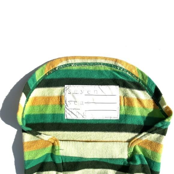 seven seas dog border T shirt セブンシーズドッグ ボーダーTシャツ_d0217958_17554620.jpeg