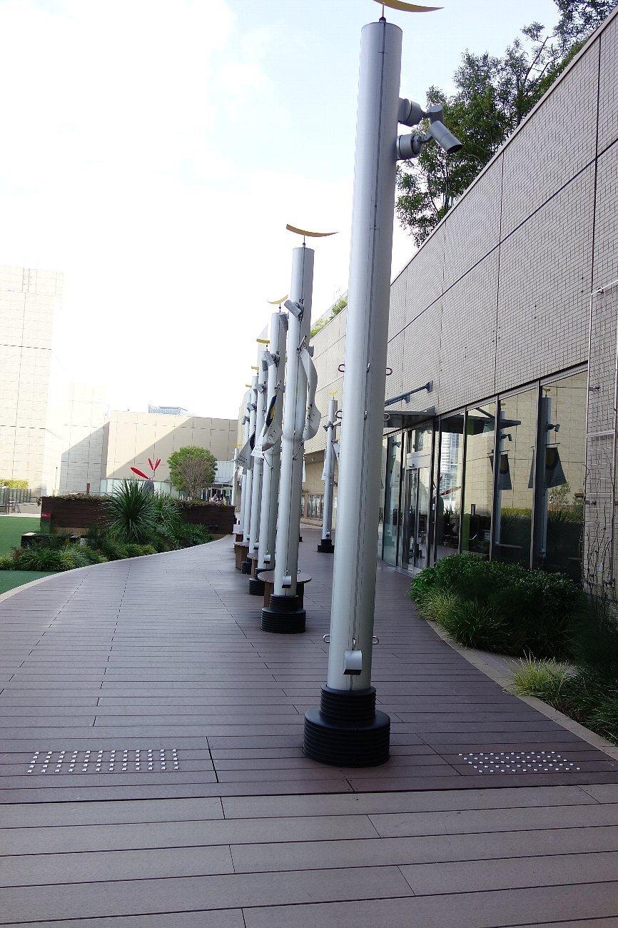 大阪ステーションシティ 風の広場_c0112559_08291352.jpg