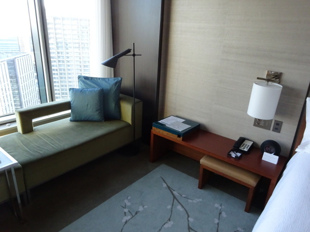 早春の「コンラッド東京」 (1)_b0405262_22334733.jpg