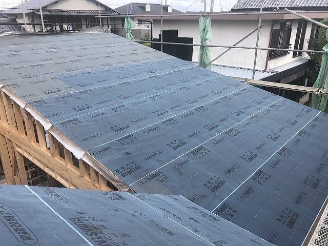 「加古川山手の家」工事状況_f0230666_10091025.jpg