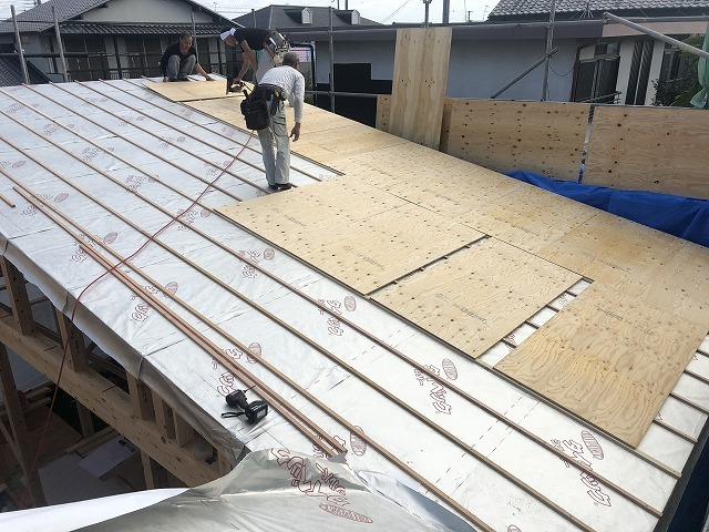 「加古川山手の家」工事状況_f0230666_10091039.jpg