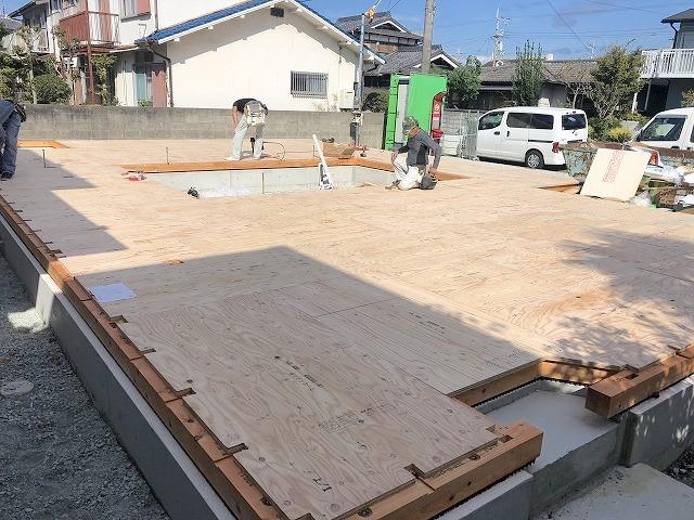 「加古川山手の家」工事状況_f0230666_10091067.jpg
