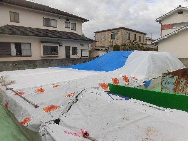 「加古川山手の家」工事状況_f0230666_10091121.jpg