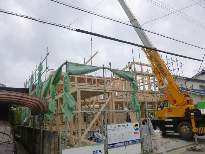 「加古川山手の家」工事状況_f0230666_10091140.jpg