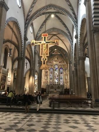 サンタ・マリア・ノヴェッラ教会へ_a0136671_01412352.jpeg