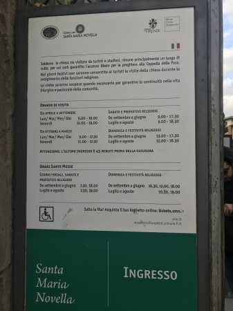 サンタ・マリア・ノヴェッラ教会へ_a0136671_02211857.jpeg