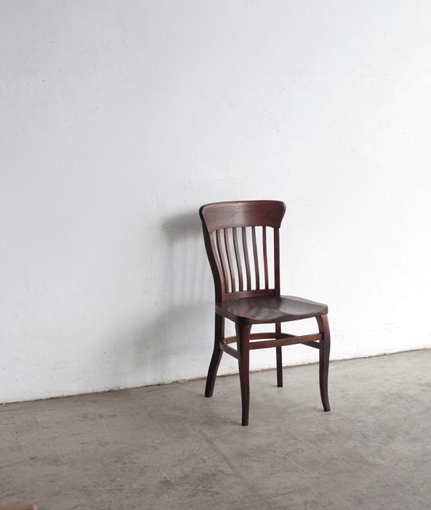 FDC2043 フランス  wood chair_d0335577_22474025.jpg