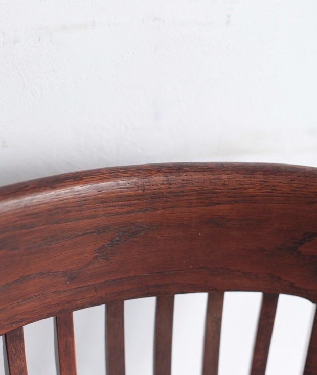 FDC2043 フランス  wood chair_d0335577_22490263.jpg