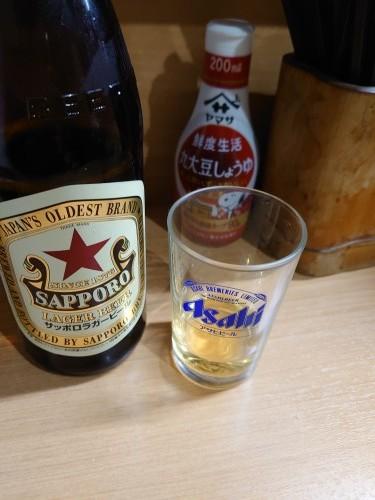 「20年ぶりのビール」_a0075684_11225113.jpg