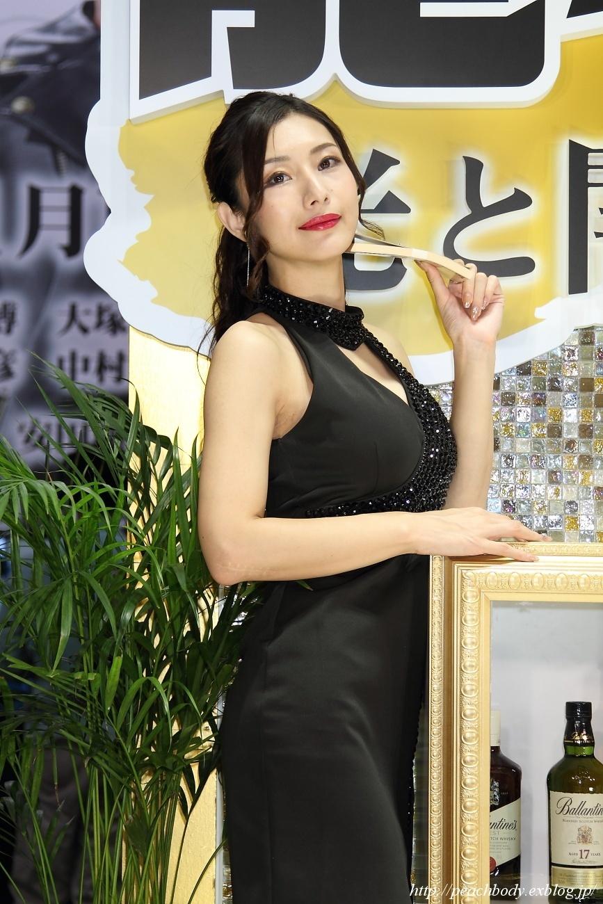 青山千夏 さん(セガゲームス/アトラス ブース)_c0215885_22022815.jpg