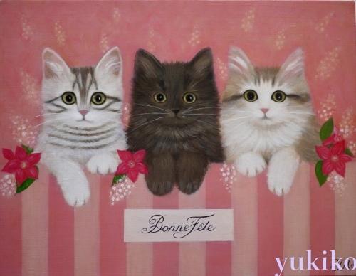 ISETAN MANIA LIFE  猫の世界_b0236186_21435170.jpeg