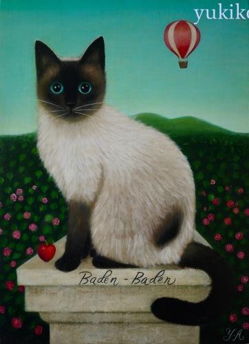 ISETAN MANIA LIFE  猫の世界_b0236186_21492912.jpeg