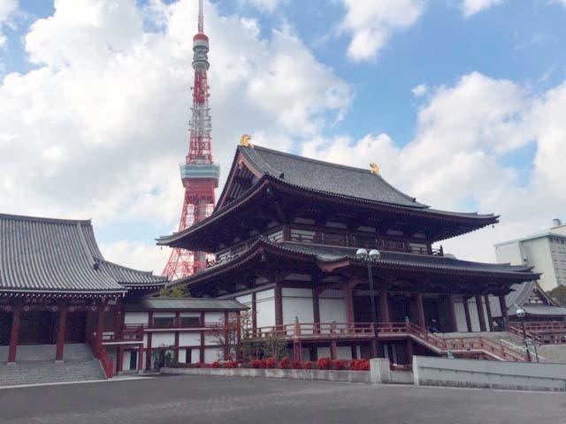 増上寺に行ってみた_e0076591_16073351.jpg