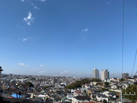 上大岡小学校前からの眺め_a0112393_11221437.jpg