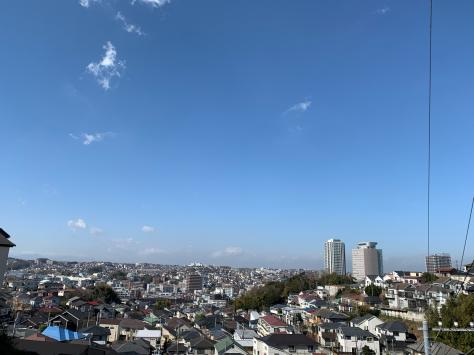 上大岡小学校前からの眺め_a0112393_11221681.jpg