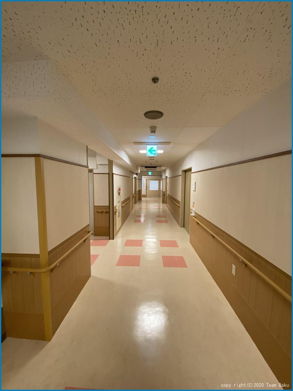 N病院グループ Nナーシング南館 改修・増築工事 6_c0376508_17104704.jpg
