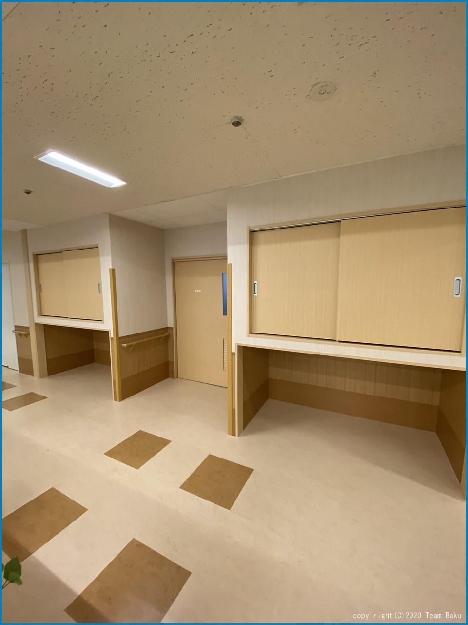 N病院グループ Nナーシング南館 改修・増築工事 6_c0376508_17105158.jpg