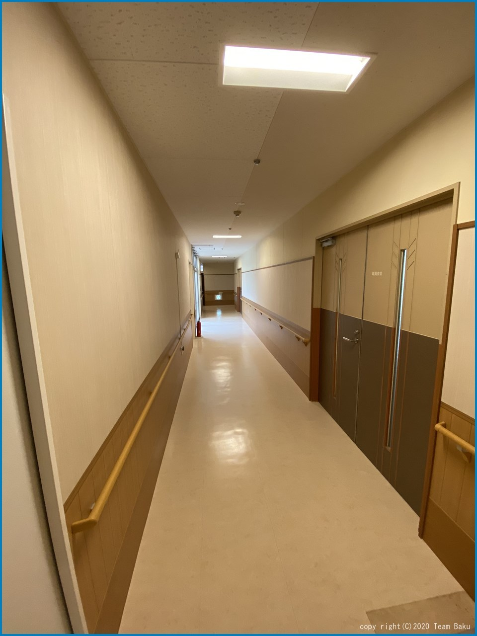 N病院グループ Nナーシング南館 改修・増築工事 6_c0376508_17105595.jpg