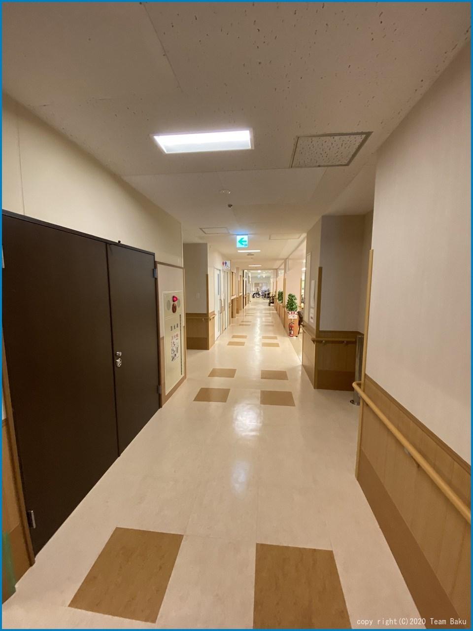 N病院グループ Nナーシング南館 改修・増築工事 6_c0376508_17105719.jpg