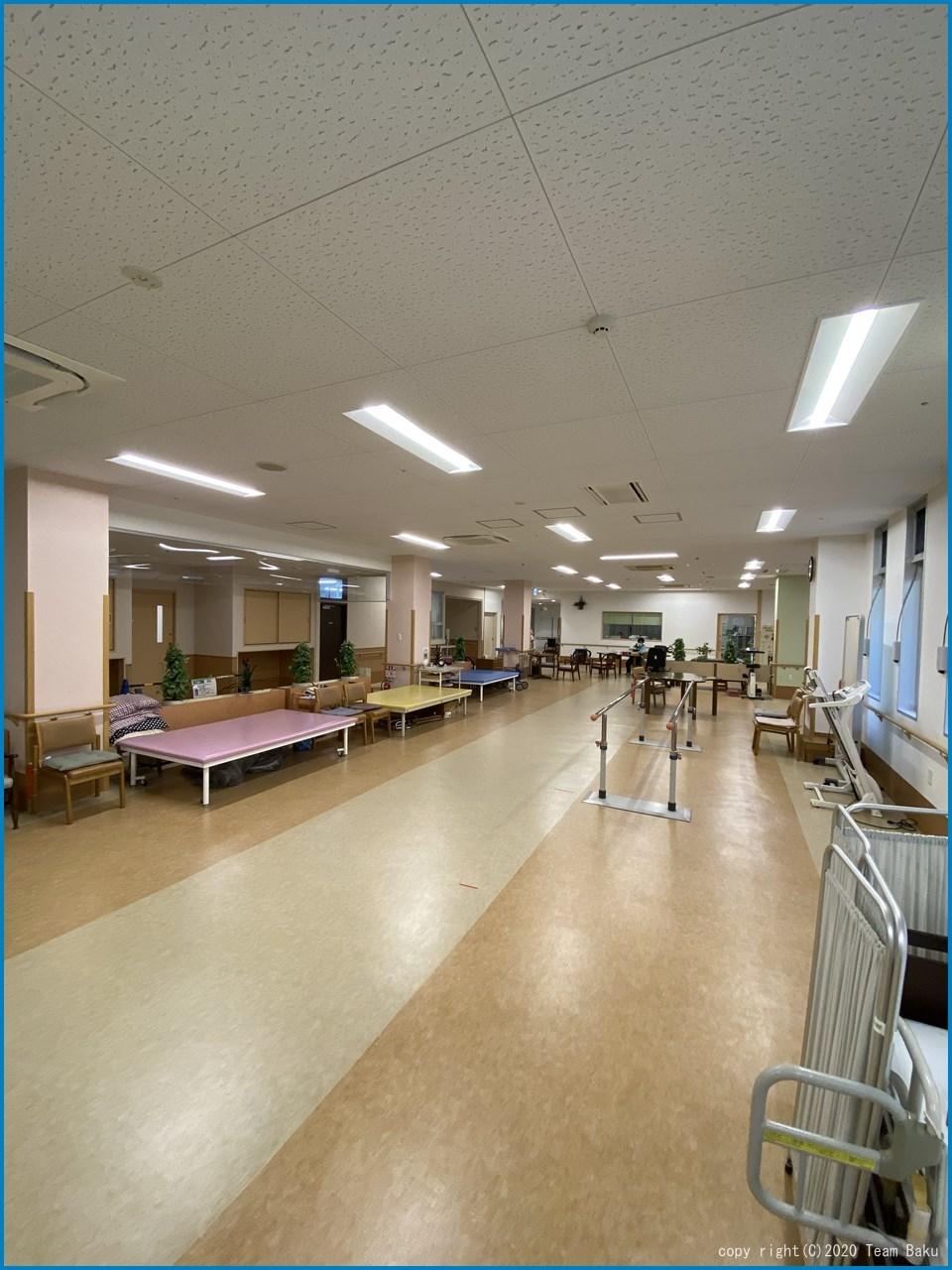 N病院グループ Nナーシング南館 改修・増築工事 6_c0376508_17110518.jpg