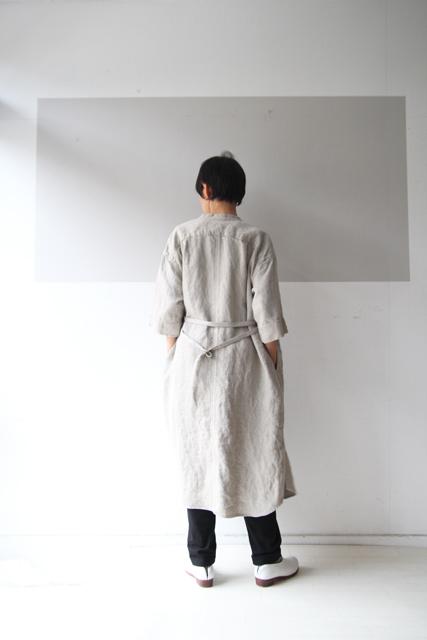 5分袖のシャツワンピース_f0215708_14364272.jpg
