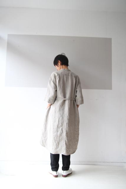5分袖のシャツワンピース_f0215708_14364756.jpg
