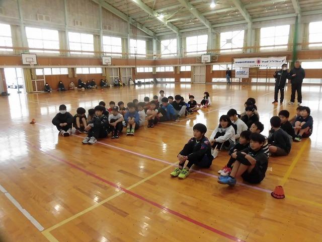 「ヂ」でした! 吉永第二小で開催された「ドッヂビー・チャレンジカップ」_f0141310_07224231.jpg