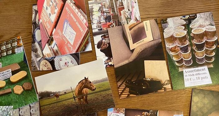 蚤の市でほしかったモノ、パリの写真展?_f0190816_1649478.jpg