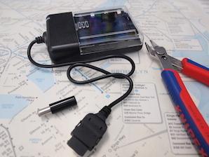乾電池式携帯充電器をプチ実験電源にプチ改造する_d0106518_17324244.jpg
