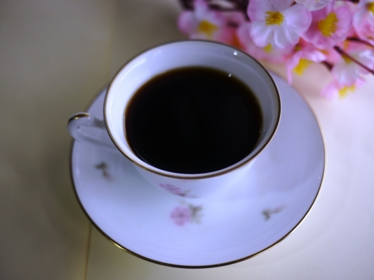** さくらコーヒー **  _b0136223_20465799.jpg