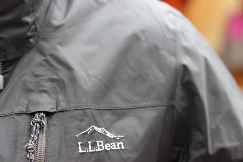 """「L.L.Bean」これから使える\""""ナイロンジャケット&キャップ\"""" ご紹介_f0191324_07570509.jpg"""