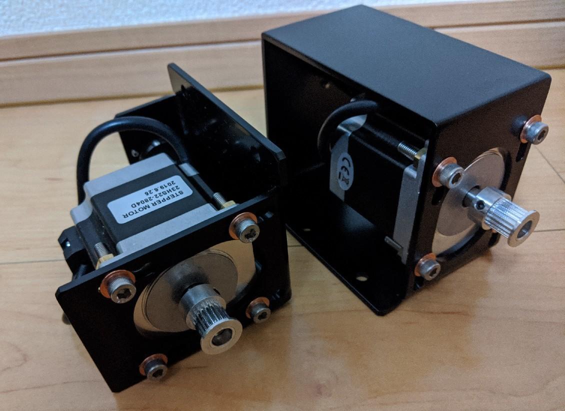 新しいタカハシNJPドライブを開発中。_c0061727_18450650.jpg